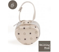 Walking Mum - Porta chupetas, CIRCUS