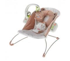 Fisher Price - Cadeira de Descanso Ursinho Sensorial