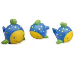 Saro - Familia as baleias para o banho