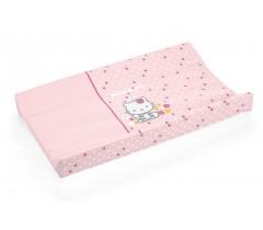 Hello Kitty - Colchão para muda fraldas para Idea e Olympia - Hello Kitty