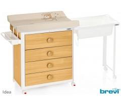 Brevi - Cómoda / Banheira Idea