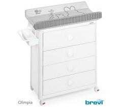 Brevi - Cómoda / Banheira Olympia
