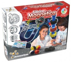Science4You - Fab Magnetica M2 PT